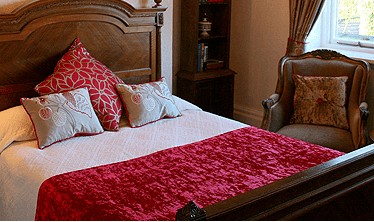 Deluxe Wedding Hotel Accommodation at the Ferraris Country House Wedding Hotel based in Preston.
