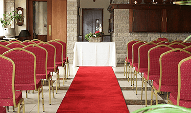 an image showing our civil marriage or civil partnerships ceremony wedding room
